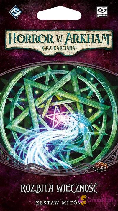 Horror w Arkham: Gra karciana - Rozbita wieczność | Galakta